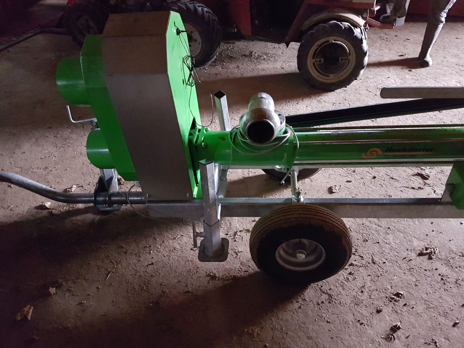 Eccentric Screw Pump AE 550.2N